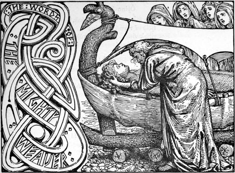 Balder's death 1