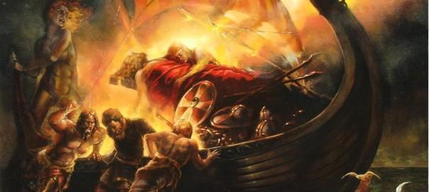 nordijska mitologija Baldrova smrt