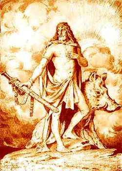 Freyr og Gyllenbuste