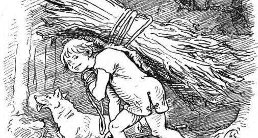 nordijska mitologija Frolich Thrall