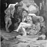 nordijska mitologija Grottasöngr 1