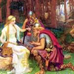 nordijska mitologija Idun