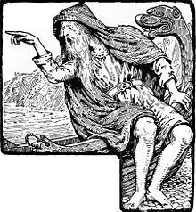 Kako su se nadgovarali Odin i Tor 1