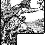 nordijska mitologija Kako su se nadgovarali Odin i Tor 2