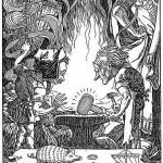 nordijska mitologija Torov čekić