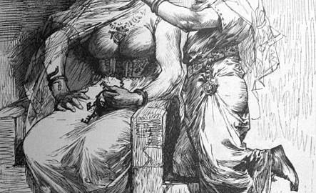 nordijska mitologija Tor Freja Trim