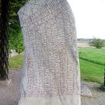 nordijska mitologija Rökstenen