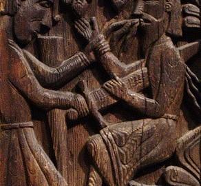 nordijska mitologija Sigurd Fåvnesbane