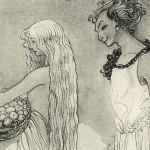 nordijska mitologija Idun i Loki