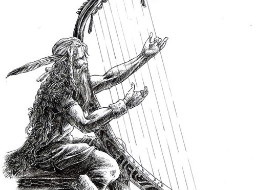nordijska mitologija Bragi 2
