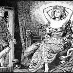 nordijska mitologija Skirni donosi poruku Gerdi