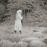 nordijska mitologija Huldra