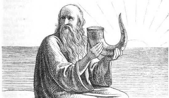nordijska mitologija Mimir Hansen