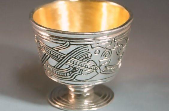 nordijska mitologija Pehar iz Jellinga