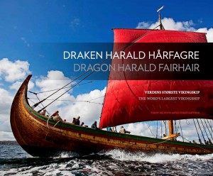 Nordijska mitologija draken harald harfagre