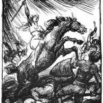 Nordijska mitologija Brinhilda