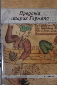 Nordijska mitologija Predanja starih Germana 2