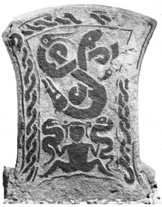 Nordijska mitologija Smis Gotland