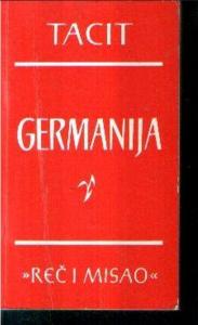 Nordijska mitologija Tacit Germanija