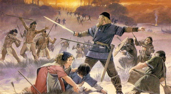 Nordijska mitologija vikinzi i skrelinzi 3