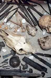 Nordijska mitologija žrtveno oružje