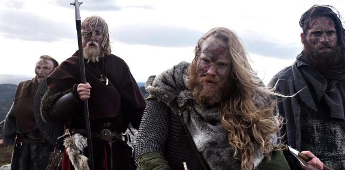 Nordijska mitologija Trace
