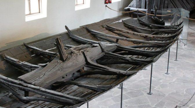Nordijska mitologija Tuneskipet
